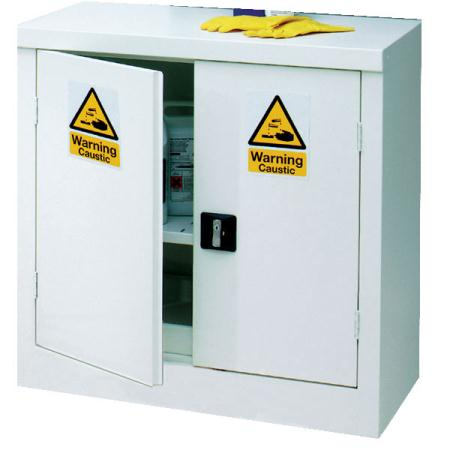 Acid Cabinet Half Height 900 x 900 x 460