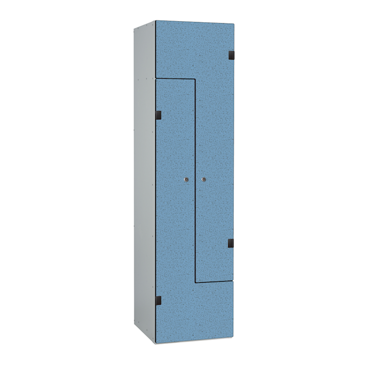 Z Door Laminate Locker 1780H x 380W x 460D
