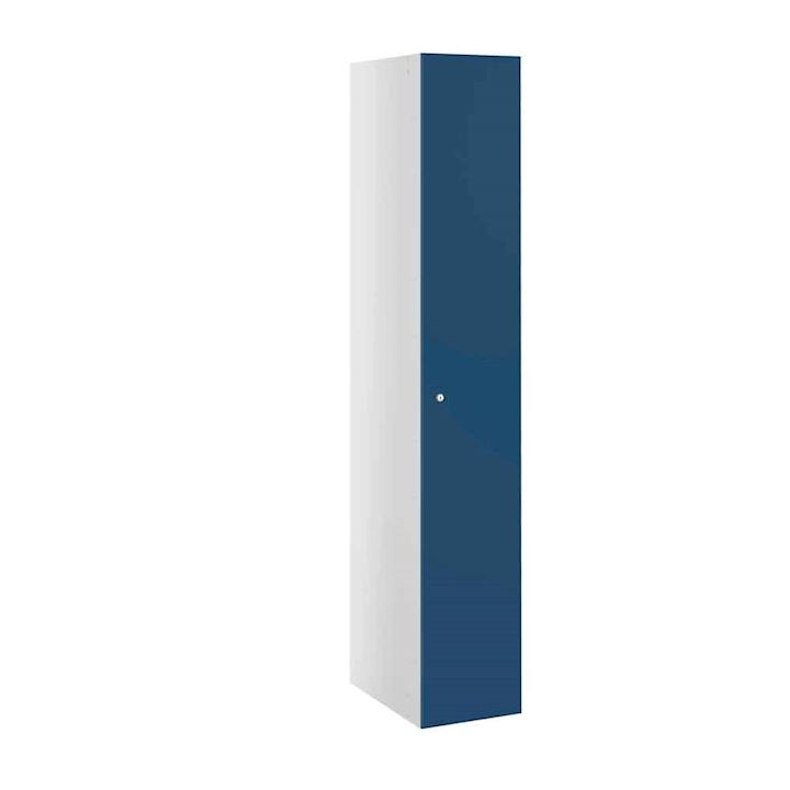 Buzzbox Satin MDF 1 Door Locker 1800H