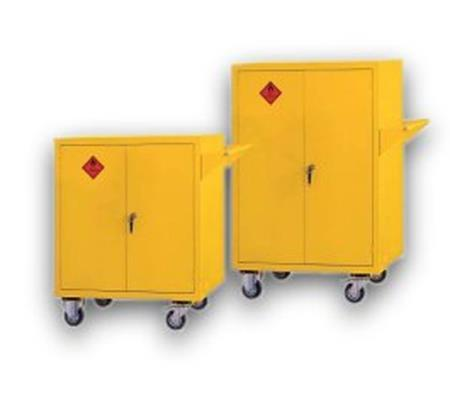Hazardous Cabinet - Mobile 1040 x 900 x 460