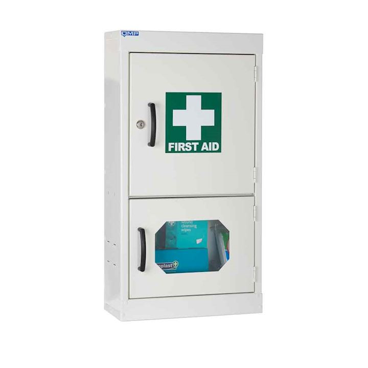 First Aid Cabinet Two Door 710H