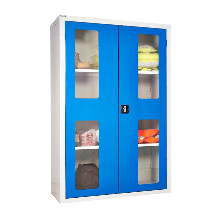 Vision Cupboard 1800h x 1200w x 460d with 3 shelves