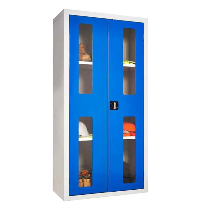 Vision Panel Cabinet -1800h x 900w