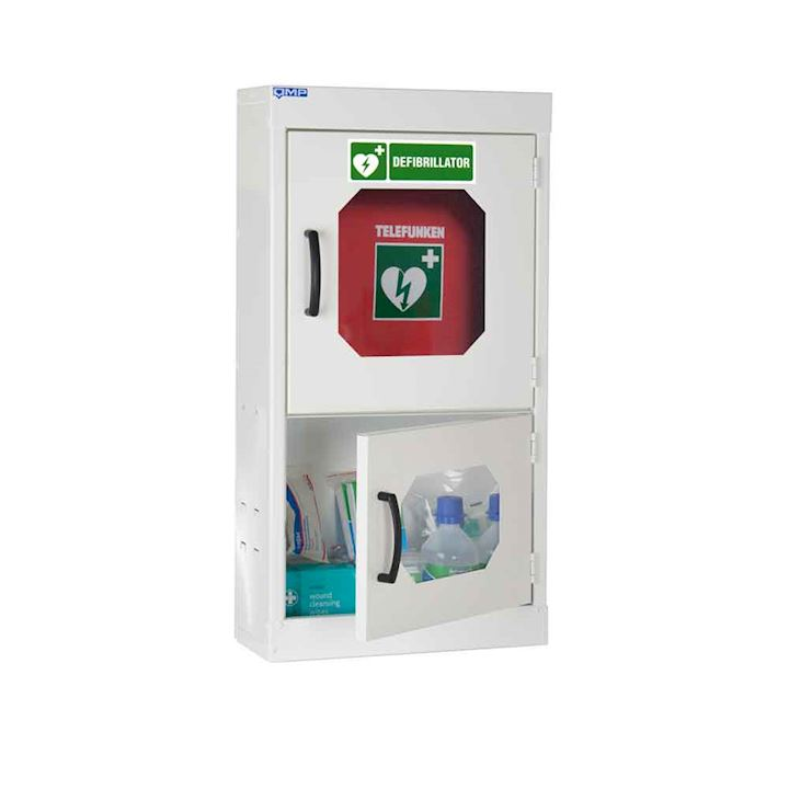 Defibrillator Cabinet 710H With Vision Panels