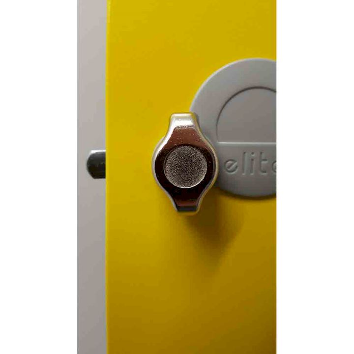 E Series Oval Handle Hasp