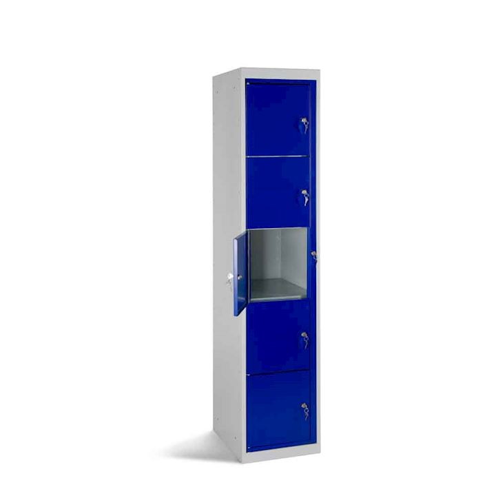 Elite Garment Dispenser Locker Five Door