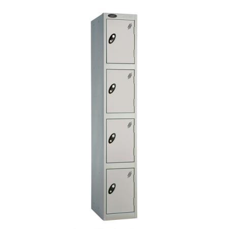 Metal Lockers Four Door