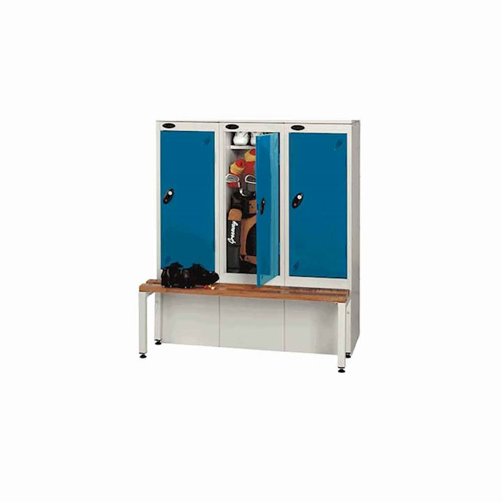 Metal Golf Bottom Locker 1300H