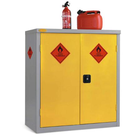 Hazardous Cabinet 3/4 Height 1200 x 900 x 460