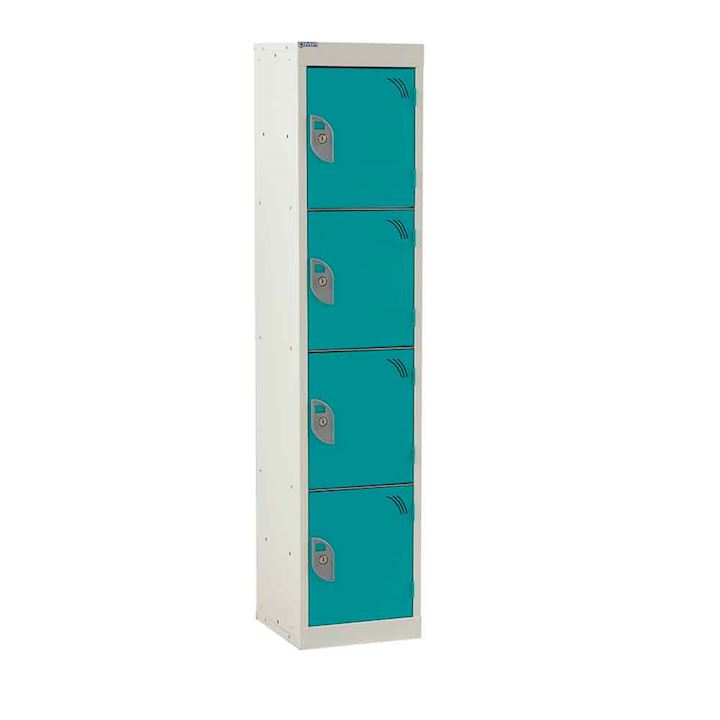 QMP Rainbow Junior 4 Door Locker 1365H