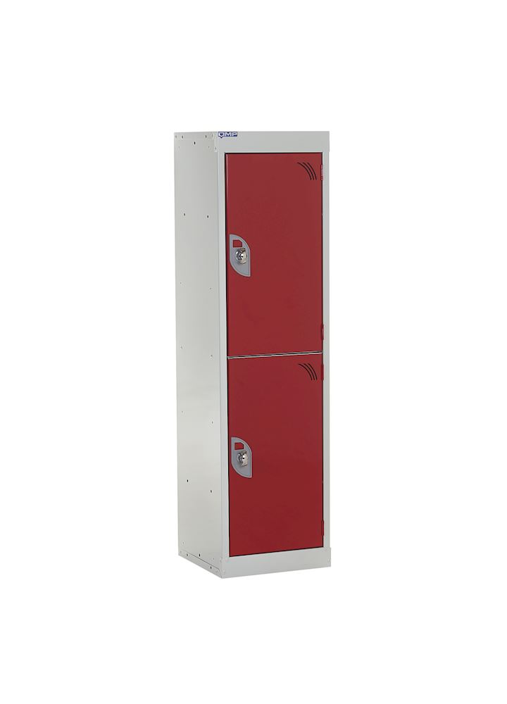 1100H School Locker Two Door by QMP