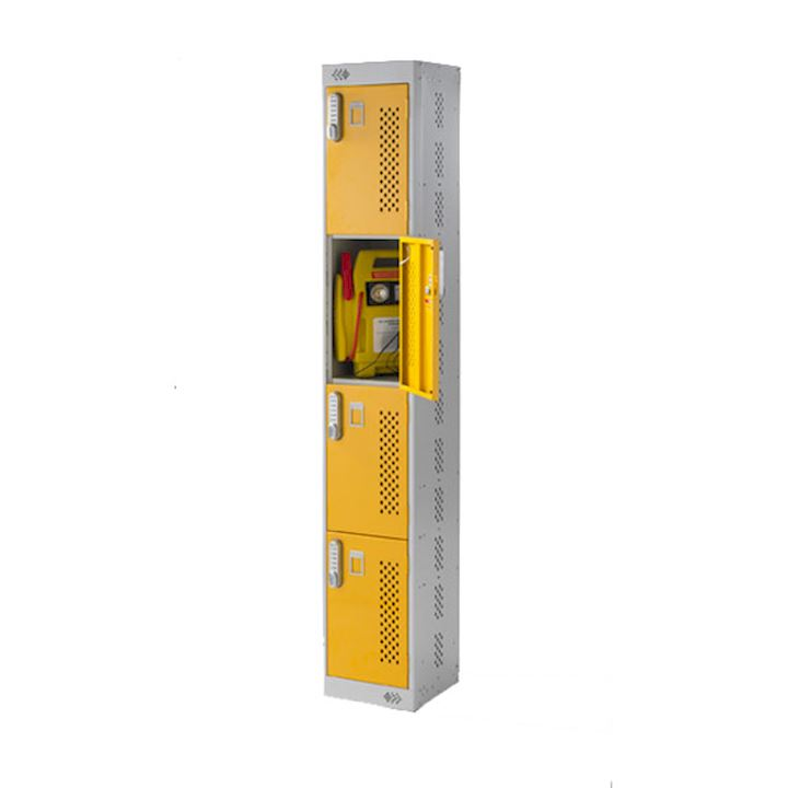 Four Door In Charge Tool Locker