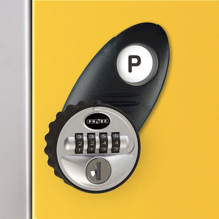 Type P 4 Digit Combination Lock