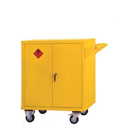 Hazardous Cabinet - Mobile 840 x 900 x 460