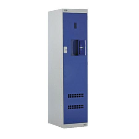 Police Locker c/w Airwaves & CS holder P3