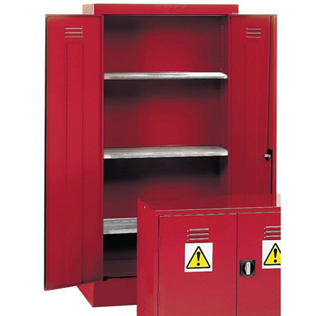 Pesticide Tall Wide Cabinet 1800 x 1200 x 460