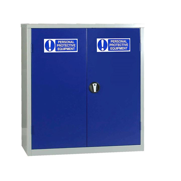 PPE Small Double Cabinet