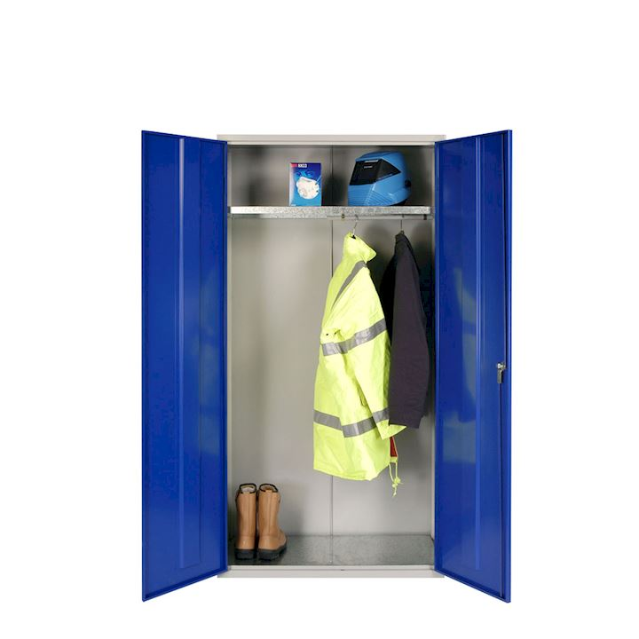 PPE Wardrobe Cupboard