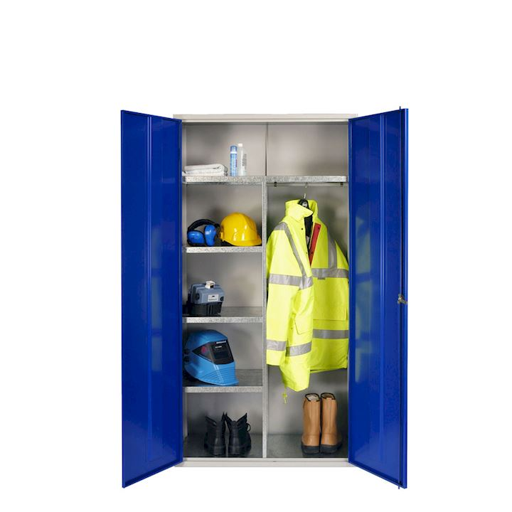 PPE Cupboard Clothing & Equipment