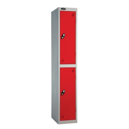 Metal Lockers Two Door