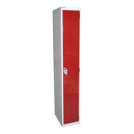 Wet Area Steel Single Door Locker