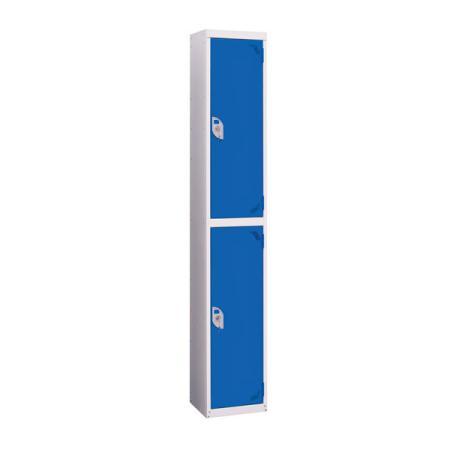 Wet Area Steel Two Door Locker