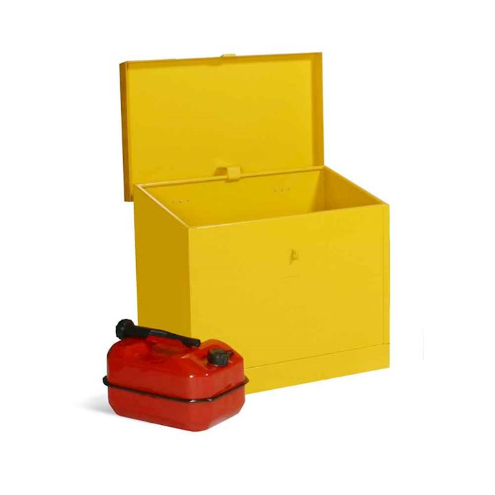 Yellow Sloping Top Floor Chest 610W x 381D by Elite