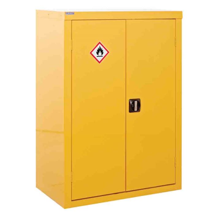 3/4 Height Coshh Storage Cabinet 1200 x 900 x 460