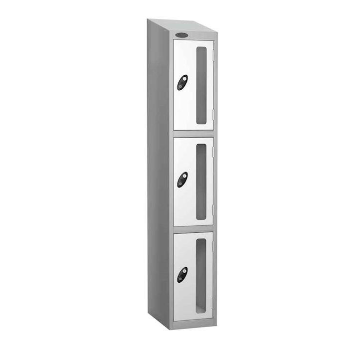 Vision Panel 3 Door Locker 1780H