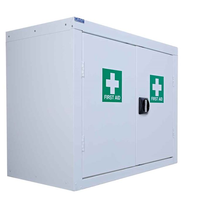 Wall Mounted First Aid Cupboard 570 x 850 x 255