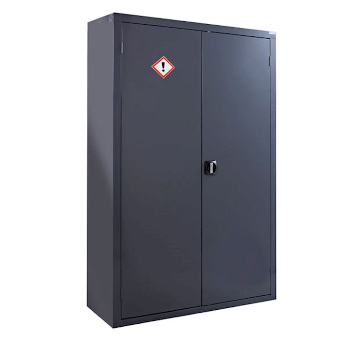 Wide COSHH Chemical Cabinet 1800 x 1200 x 460