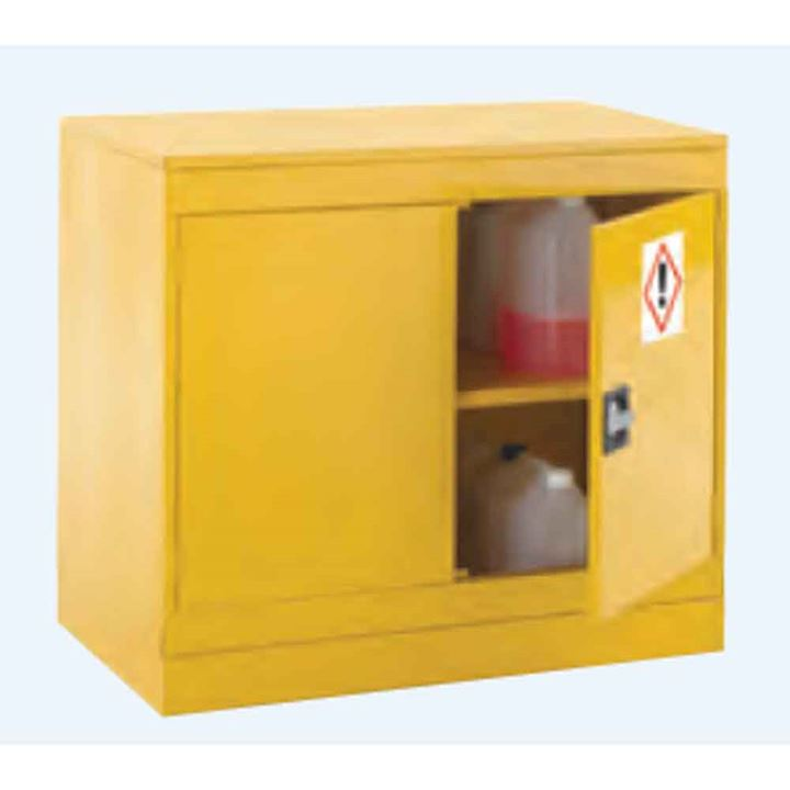 Quick Delivery Hazardous Substance Cupboard 790H x 915W x 505D - 3 Day Delivery