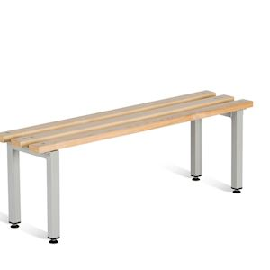 Slatted Bench Beech