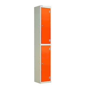 Laminate Wet Area Two Door Locker